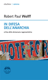WOLFF In difesa dell Anarchia_COVER.indd
