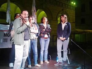 Intervista ad Alessandro Ravera, candidato per il Movimento 5 Stelle, Alice Salvatore Presidente